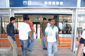 Ahmedabad India BRT