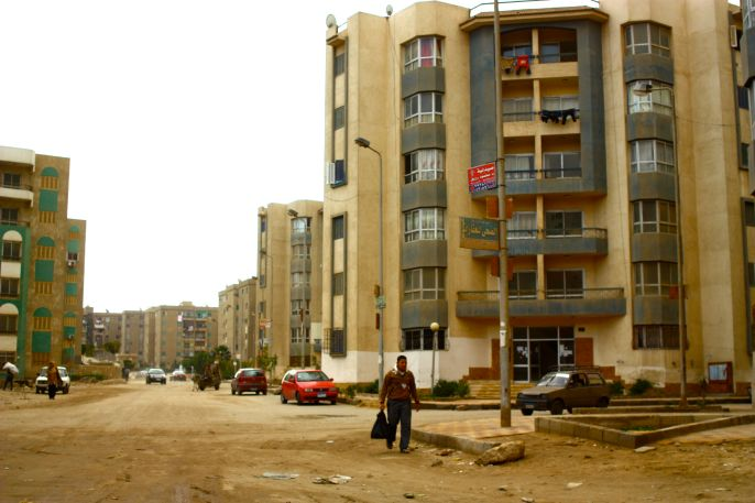Public Housing in Cairo